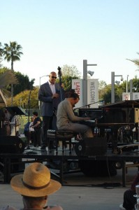 Clayton Duo Live Jazz Concert in Los Angeles